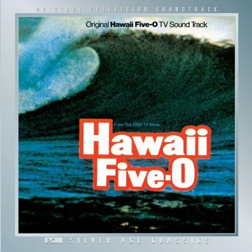 CD『ハワイ5-0 Hawaii Five-O 』サントラ輸入盤 超カッコイイノリのオープニングテーマ!CDがやっと
